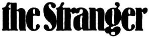 Stranger Logo big