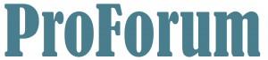 ProForum-Logo