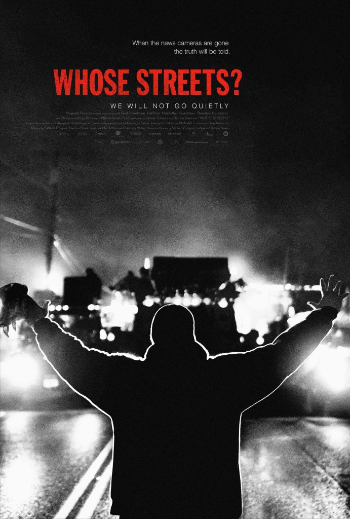 Whose Streets Poster