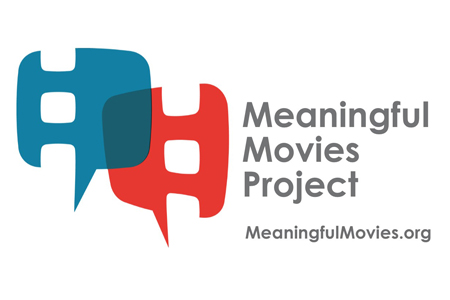 logo for Meaningful Movies Project