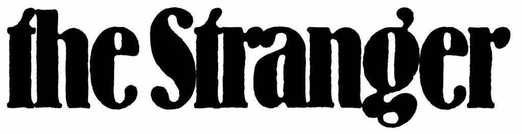 logo for The Stranger